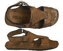 Sandálias Prada