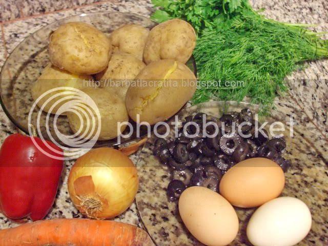 Salata orientala ingrediente reteta