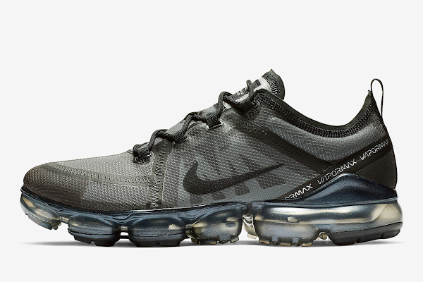 the latest c41af 91aad The Nike Vapormax 2019 Arrives Soon In A Ghost Black