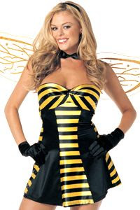 Adult Bee Costume - Sexy Bee Costume