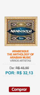 ARABESQUE - THE ANTHOLOGY OF ARABIAN MUSIC