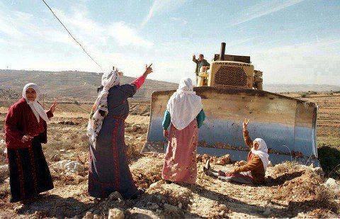 brave palestinian women