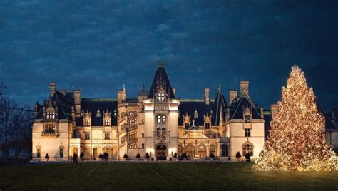 Biltmore Estate Christmas Schedule and Hours 2015