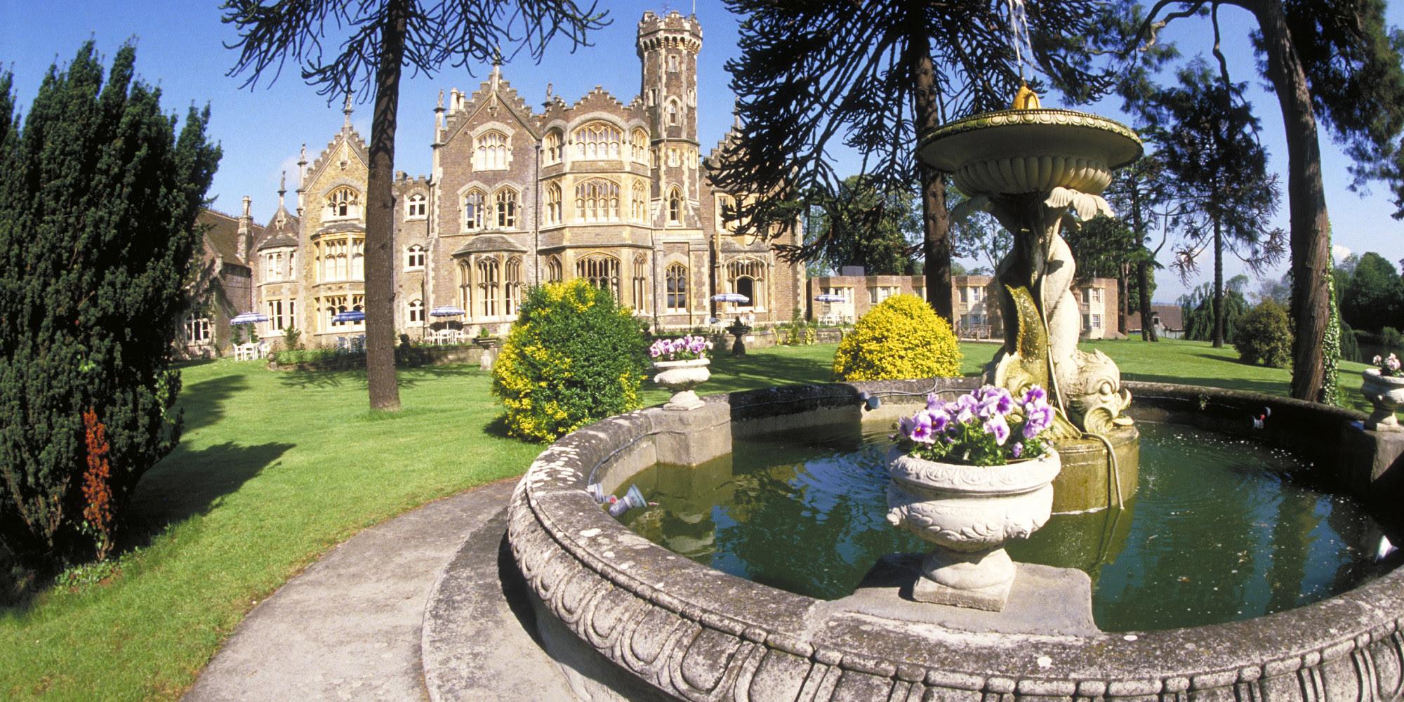 Great Weekend Getaways Countryside Spa Hotels  HuffPost UK