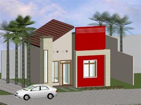 biaya bikin rumah sederhana 2020 ~ tipe gambar rumah