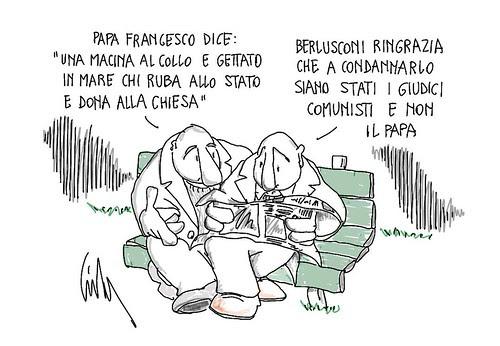 Meglio i giudici comunisti! by Livio Bonino