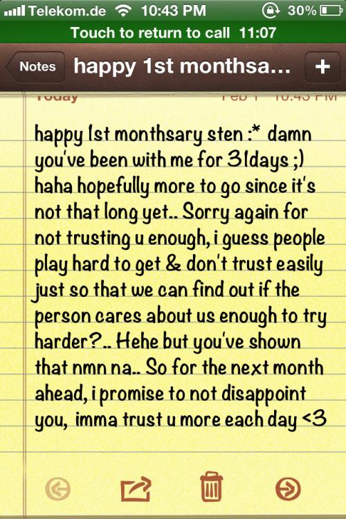 Tagalog message boyfriend sweet for long sweet