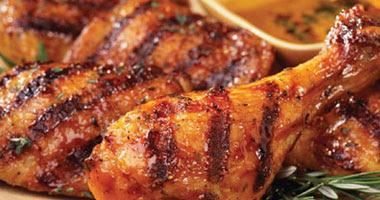 نسبة الحديد فى الدجاج 1.3 مليجرام