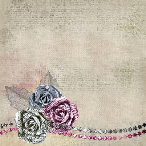 Rose Fancy Background · Free image on Pixabay