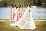 Real Bride Leskova   Ines Di Santo Wedding Dress   Bridal