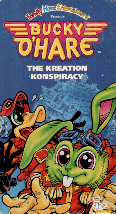 Kreation Konspiracy VHS