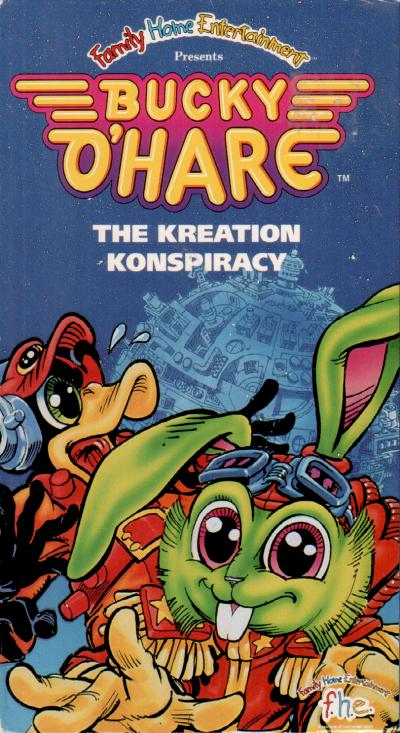 Kreation Konspiracy VHS