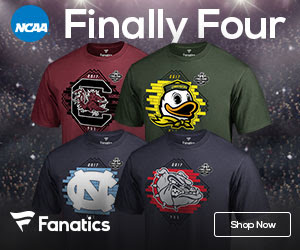 Shop for Final Four Gear at Fanatics.com