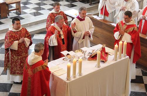 Around the Altar