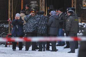 Blast at mosque in Russia's North Caucasus kills suspected bombers
