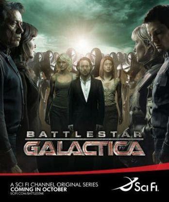 Battlestar Galactica Completo + piloto