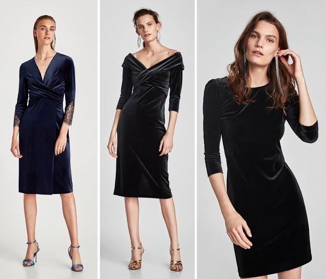 Vestidos Fiesta Zara 2017 2