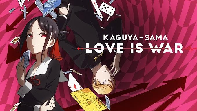 Kaguya-sama- Autor revela o motivo do hiato no mangá
