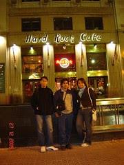 Hard Rock Cafe, Barcelona, Spain