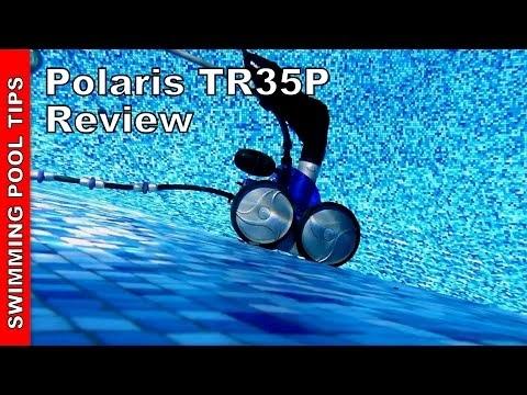 Swimming Pool Tips Amp Reviews Polaris Tr35p Inground