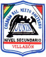 Escudo - Colegio Nacional Mixto Nocturno Junín