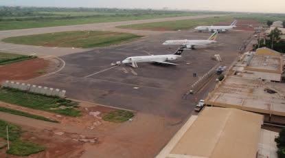 Ouagadougou International Airport, Burkina Faso