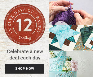 What is Craftsy? Plus a freebie included!!
