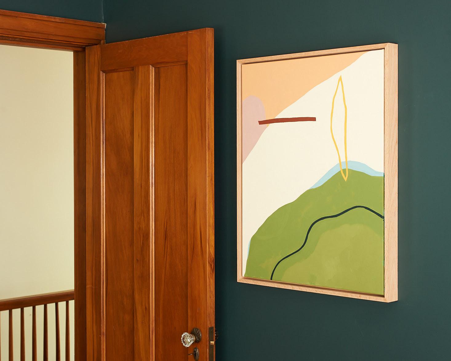 Diy Wood Canvas Float Frame The Sweet Beast