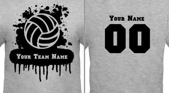 Best Volleyball T Shirt Design Ideas Contemporary - Interior ...