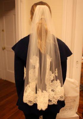 DG Veil Tutorial! :  wedding diy tutorial veil Img 244