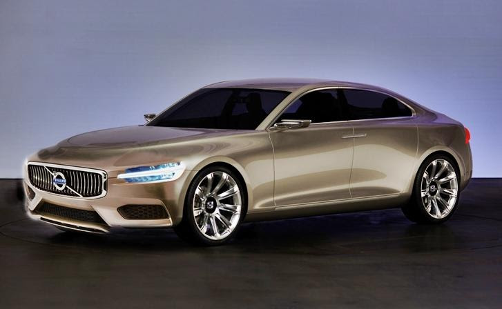 Upcoming Volvo S90 C-Pillar Section Photo Leaked - YouWheel.com - Car ...