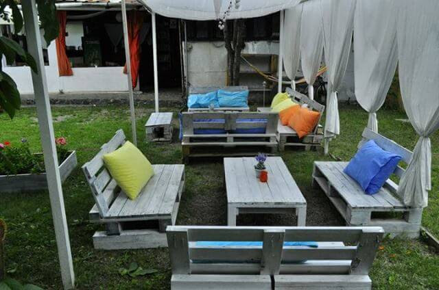 Pallet Outdoor Furniture | 99 Pallets