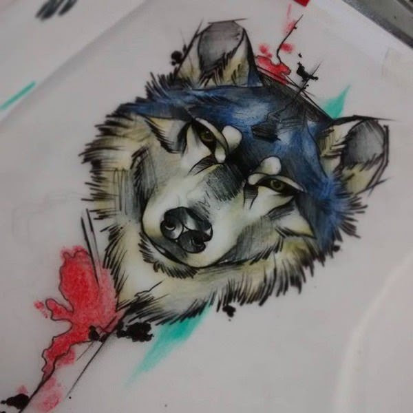 Pin By Berra Solmaz On Drawing Pinterest Tatuajes Lobos And