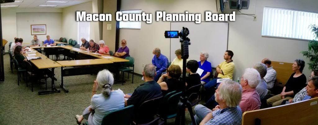 Planning Board May 2013