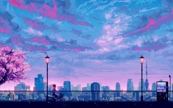 Beautiful Artsy Aesthetic Anime Wallpaper Laptop Pictures