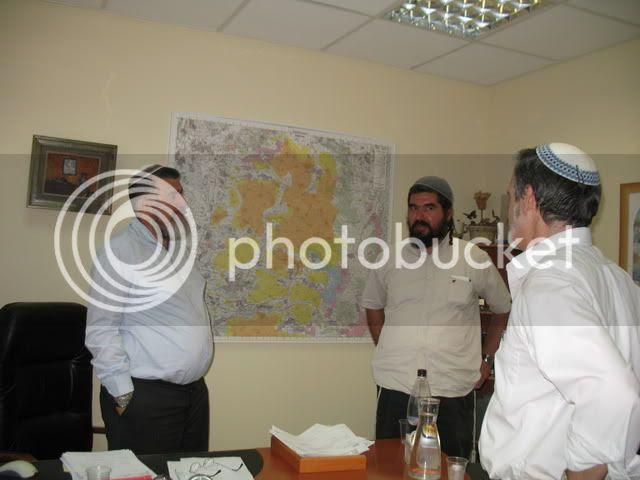 Shomron Council Head