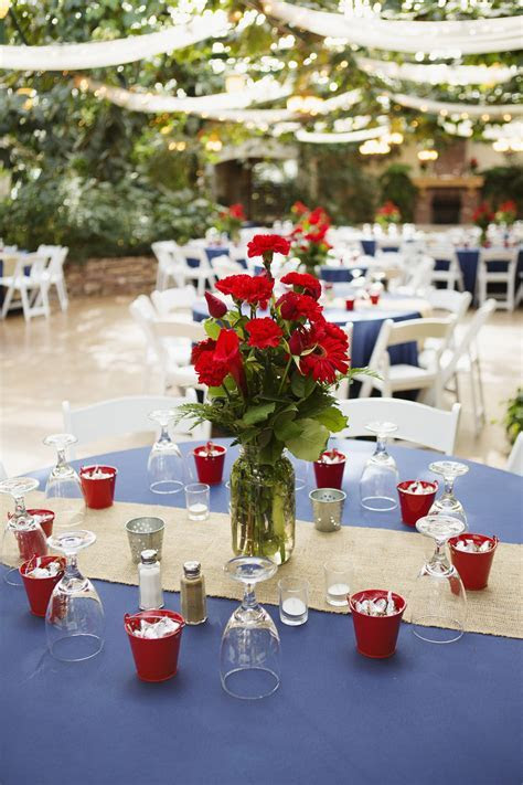 navy blue and red wedding   Tying the knot   Pinterest