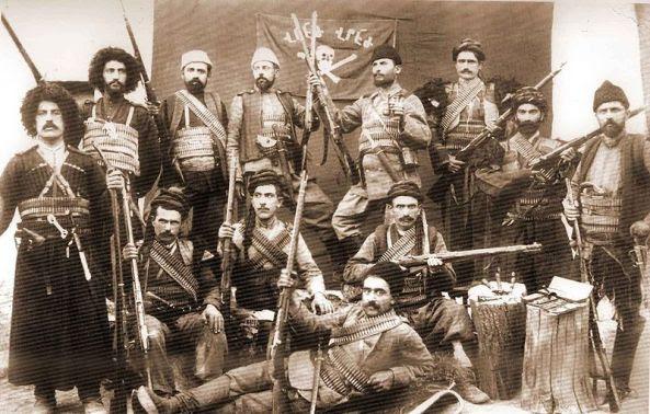 Հանուն վայրագությունների որոնք տեղի են ունեցել հայկական ԱՍԱԼԱ իրականացրել dəhsətlilərini