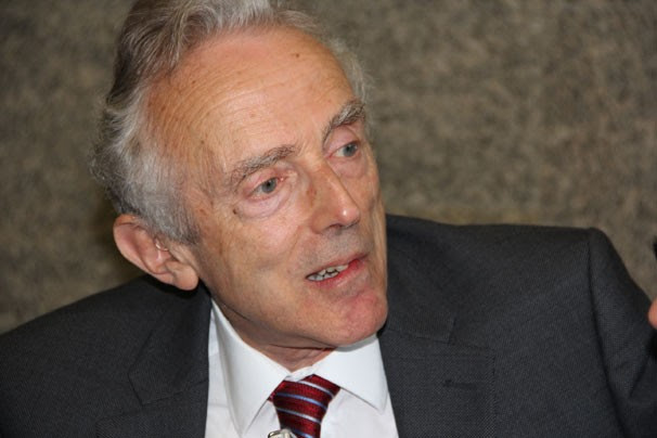 Peter Burke (Foto: Globo/Juan Crisafulli)