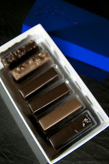 Bonbons Chocolat Grand Cru, Pâtisserie Sadaharu Aoki Paris, Salon du Chocolat Tokyo 2010, Shinjuku Isetan
