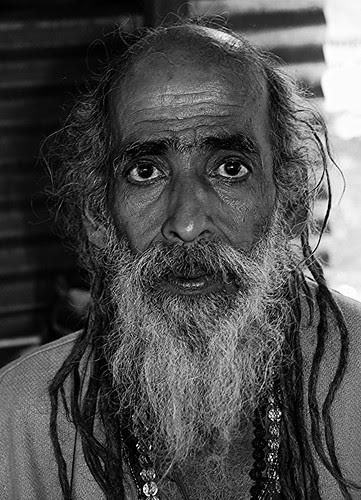 Naga Sadhu by firoze shakir photographerno1