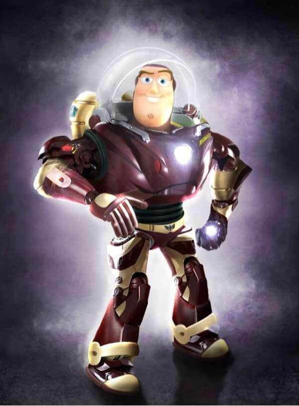 Marvel/Disney Hybrids 2 5