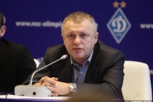 Игорь Суркис хочет найти с фанатами клуба диалог