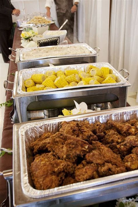 Best 25  Southern Wedding Food ideas on Pinterest   Buffet
