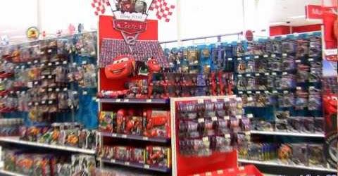Cars 2 NEW Toys Tracks, playsets, diecasts Disney Pixar Mattel Carrinhos de Corrida
