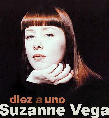 Diez a Uno presenta a Suzanne Vega