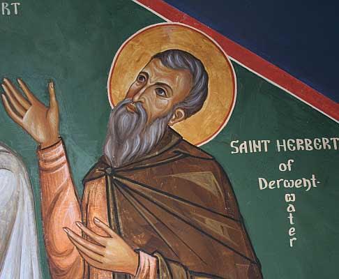 IMG ST. HERBERT of Derwentwater