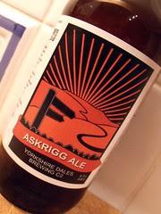 Yorkshire Dales, Askrigg Ale, England