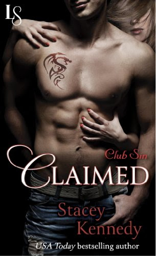 Claimed: Club Sin by Stacey Kennedy