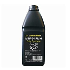 Cheap mtf 94 fully synthetic gear oil 1 litre gear oil for Top 1 motor oil review